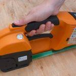Baterijski alat za vezanje PET i PP trake GT ONE 10-16mm w/ Baterija & Punjač 4