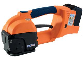 Baterijski alat za vezanje PET i PP trake GT ONE 10-16mm w/ Baterija & Punjač 2