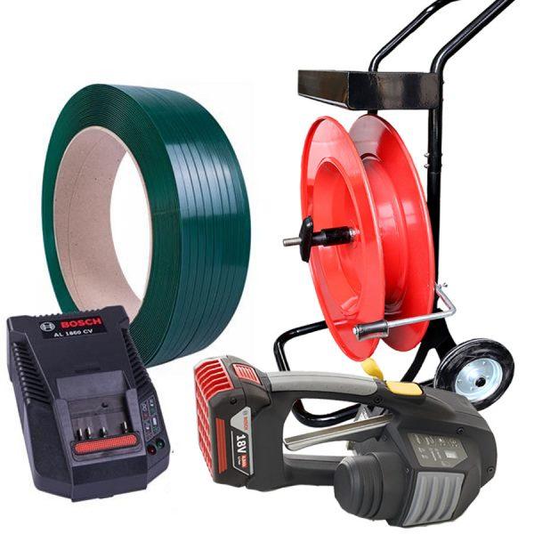 batterystrapping.com-set-za-pakiranje- MB620-12-16mm-PET-PP-traka-razmotač