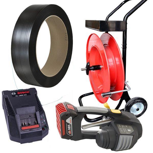 batterystrapping.com-set-za-pakiranje- MB620-12-16mm-PP-traka-razmotač-cijena