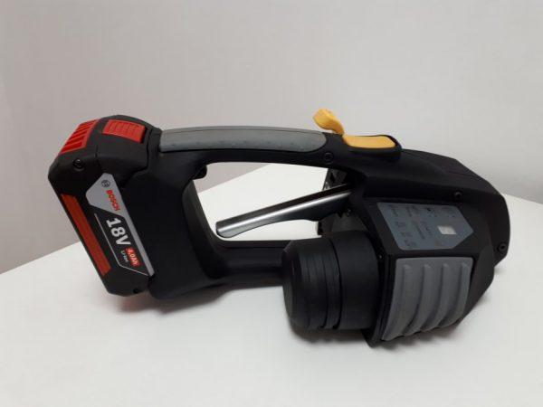 Baterijski alat za pakovanje Messersi MB620 12-16mm Baterijski alat za vezanje PET/PP trake uklj. Bateriju & Punjač 3