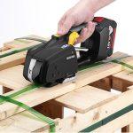 Baterijski alat za pakovanje Messersi MB620 12-16mm Baterijski alat za vezanje PET/PP trake uklj. Bateriju & Punjač 4
