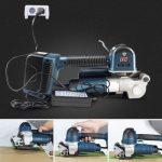 Mašina za zatezanje trake TES Plus 16-19mm za PET i PP traku 4